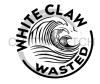 White Claw Wasted Alcohol Designs