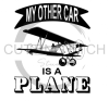 My Other Car is a Plane Aviation Designs