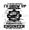 Aeronautical Engineer Super Sexy Aviation Designs