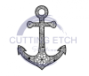 Anchor Mandala Boating Designs