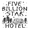 Five Billion Star Hotel Camping Designs