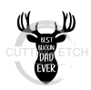 Best Buckin Dad Ever Dad Designs