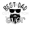 Best Dad Ever Beard Dad Designs
