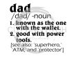 Dad Definition 2 Dad Designs