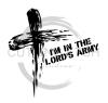 I'm in the Lord's Army Faith Designs