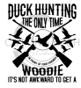 Duck Hunting Woodie Fishing and Hunting Designs