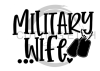 Military WIfe Military Designs