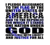Pledge of Allegiance  Military Designs