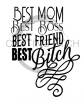 Best Mom Best Boss Best Friend Mom Designs