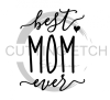 Best Mom Ever 1 Mom Designs