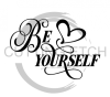 Be Yourself Quote Designs