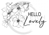 Hello Lovely Quote Designs