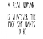 A Real Woman  ! ALL NEW DESIGN ARRIVALS!