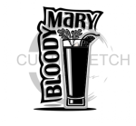 Bloody Mary Drink Alcohol Designs
