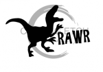 T Rex Rawr Animal Designs