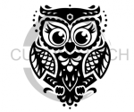 Owl Mandala  Animal Designs