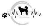 Husky Heartbeat Animal Designs
