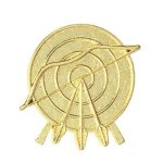 Archery Chenille Pin Archery Trophy Awards