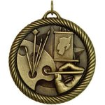 Value Medal Series Awards -Art Art Trophy Awards