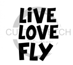 Live Love Fly Aviation Designs