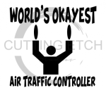 World's Okayest Air Traffic Controller Aviation Designs