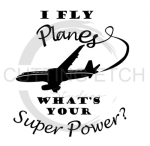 I Fly Planes 2 Aviation Designs