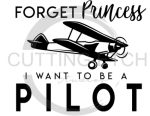 Forget Princess Aviation Designs