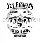 Jet Fighter Aviation Designs