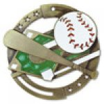 M3XL Series Medals -Baseball  Baseball Trophy Awards
