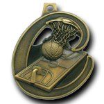 Champion Medal -Basketball Basketball Trophy Awards
