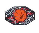 Street Tags -Basketball Basketball Trophy Awards