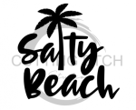 Salty Beach Beach Lake Summer