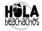 Hola Beachachos Beach Lake Summer