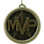 Value Medal Series Awards -Most Valuable Player (MVP) Billiards/Pool Trophy Awards