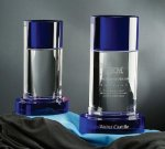 Seeq Blue Optical Crystal Awards