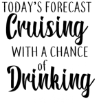 Today's Forecast Cruising Boating Designs