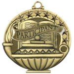 APM Medal -Participant Boxing Trophy Awards