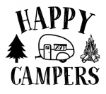 Happy Campers Camping Designs