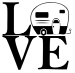 RV Love Camping Designs