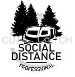 Social Distance Professional CAMPER Camping Designs