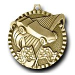 Value Medal -Pinewood Derby Car/Automobile Trophy Awards