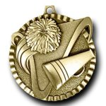Value Medal -Cheerleading Cheerleading Trophy Awards