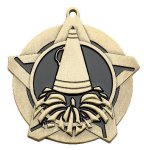 Super Star Medal -Cheerleading Cheerleading Trophy Awards