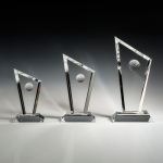 Willow Creek Clear Optical Crystal Awards