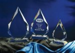 Legend Clear Optical Crystal Awards