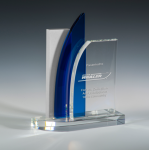 Compound Cobalt Glass Awards