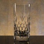 Director's Hiball Crystal Barware Stemware