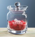 Mayfair Candy Jar Crystal Barware Stemware
