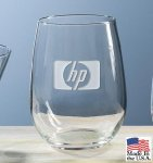 Selection Stemless Tall Wine Crystal Barware Stemware