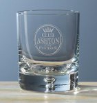 Deluxe On The Rocks Crystal Barware Stemware